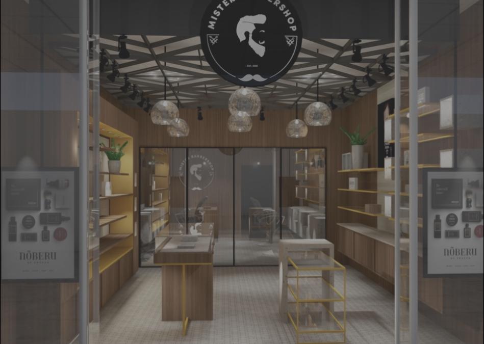 Mister Barbershop Boutique – Parfymerna.